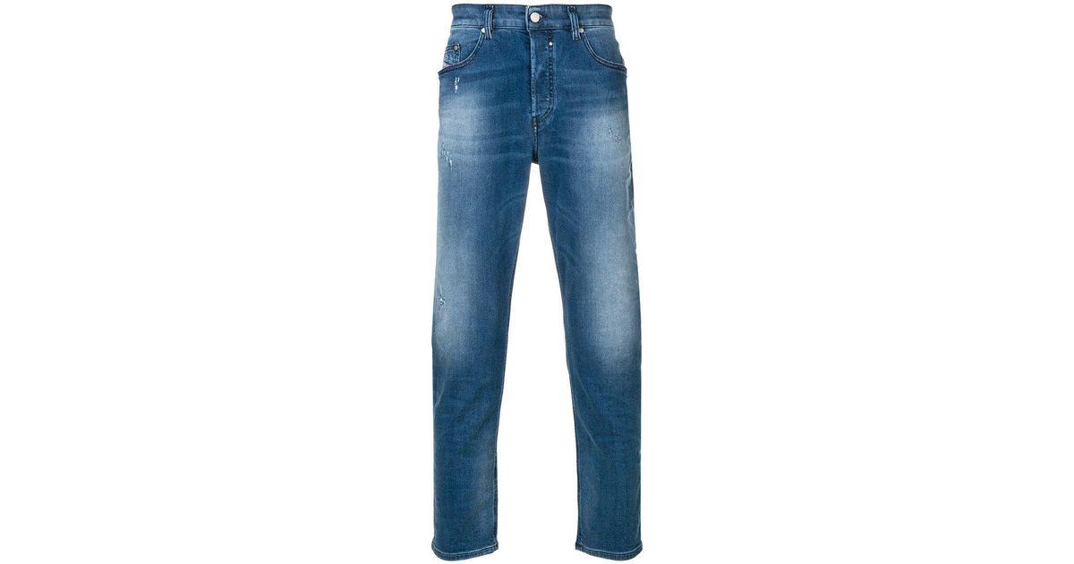 6f9f2c6e Lyst - DIESEL Jifer Straight-leg Jeans in Blue for Men