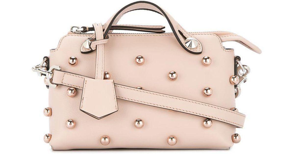 0694f11c96b0 Lyst - Fendi By The Way Bag in Pink