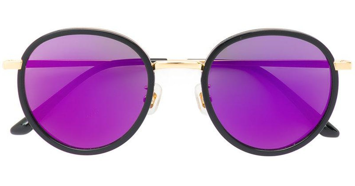 6c1f47d9865 Gentle Monster Future Is Past Sunglasses in Black - Lyst