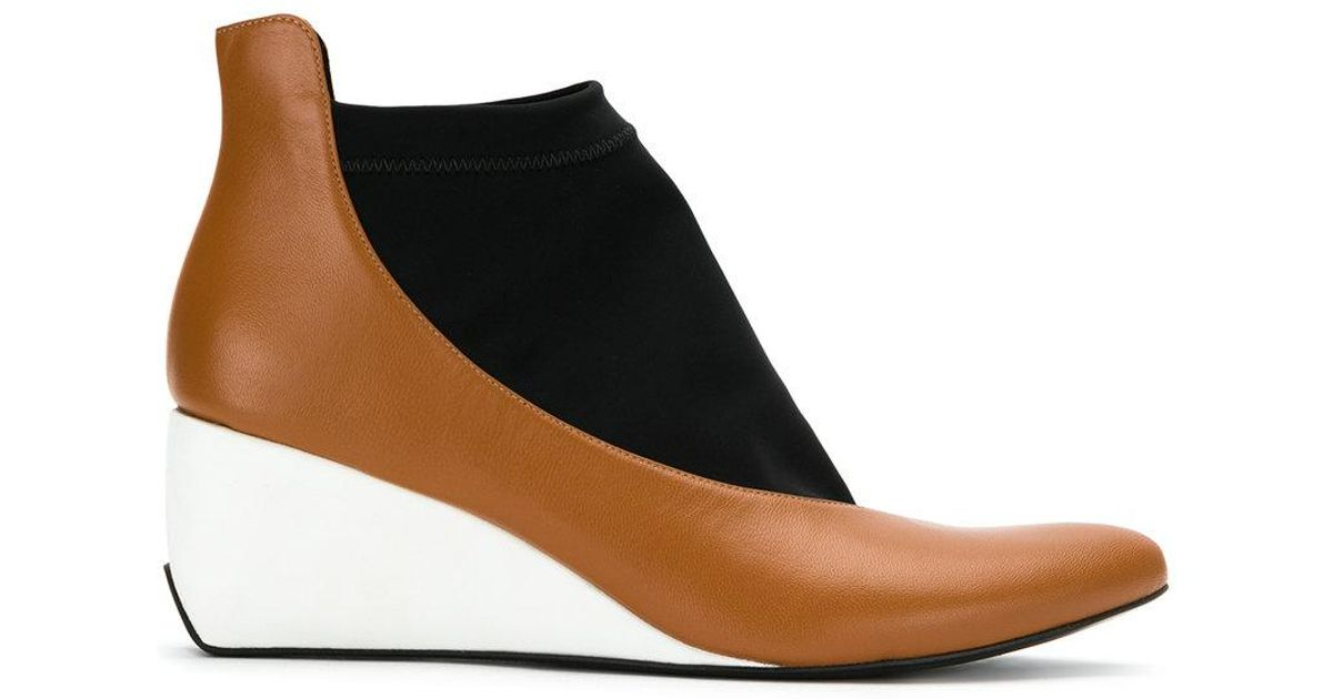 neoprene boots - Black Gloria Coelho TYUmWnC