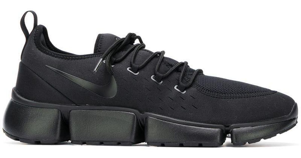 892be3bab9ff Nike Pocket Fly Dm Sneakers in Black for Men - Lyst