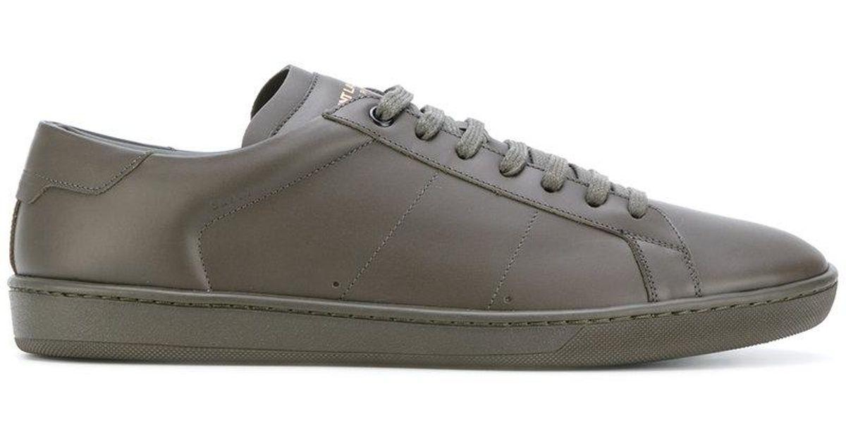 Court Classic sneakers - Green Saint Laurent 61Mn5kRGu