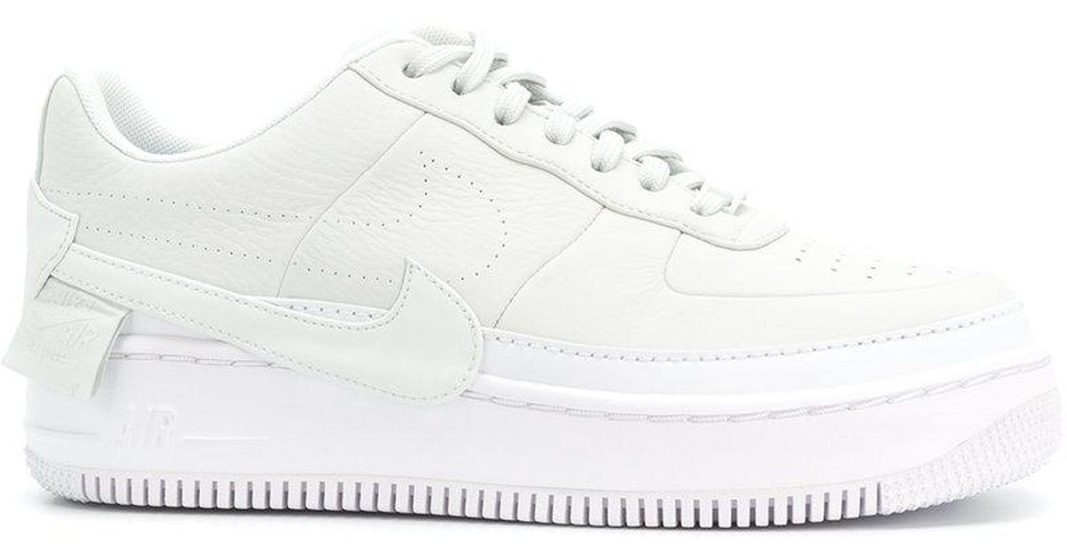 brand new 0b634 082dd Nike Air Force 1 Jester Xx Reimagined Sneakers in White - Lyst