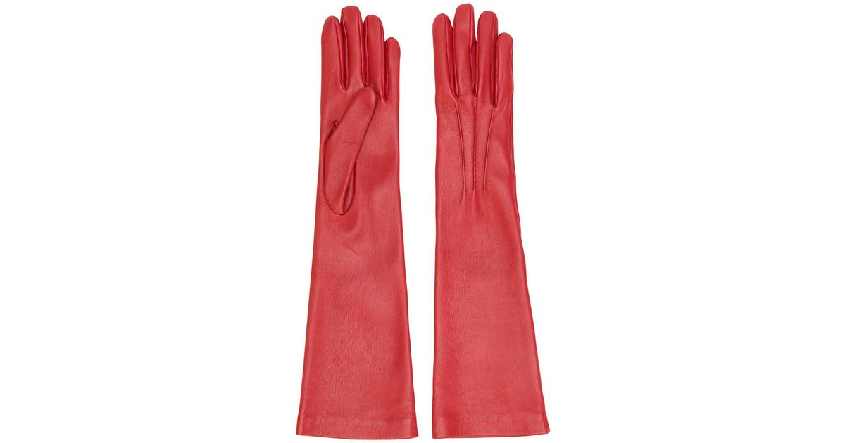 Jil Sander media guantes de longitud x00FdwrqnH