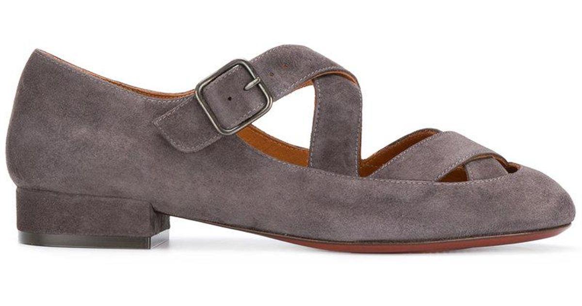 Ramal loafers - Grey Chie Mihara p70Ro