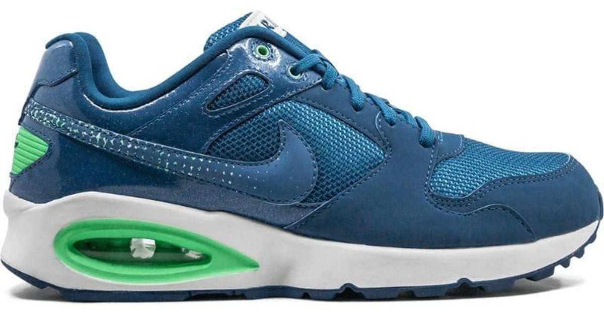 Coliseum Blue Sneakers Racer Lyst Nike Air Max DH29IWYE