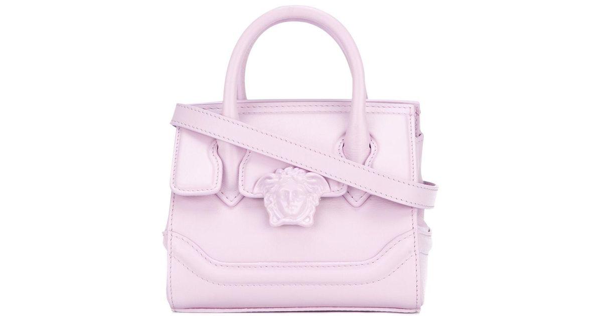 000225ba13fe Lyst - Versace Mini Palazzo Empire Shoulder Bag