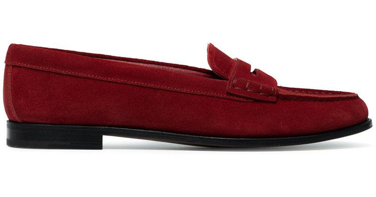 Suede Kara flat loafers Churchs UuCo5rvbp