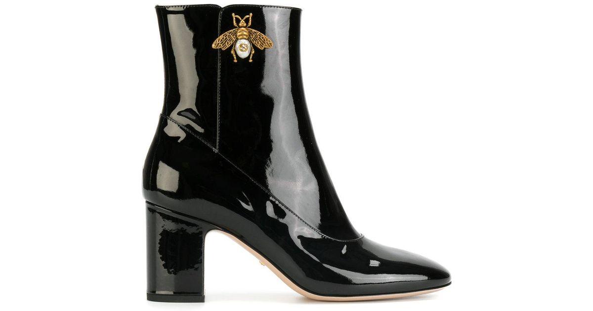 Balenciaga Black Flashtrek Ankle Boots cOV0wIidT