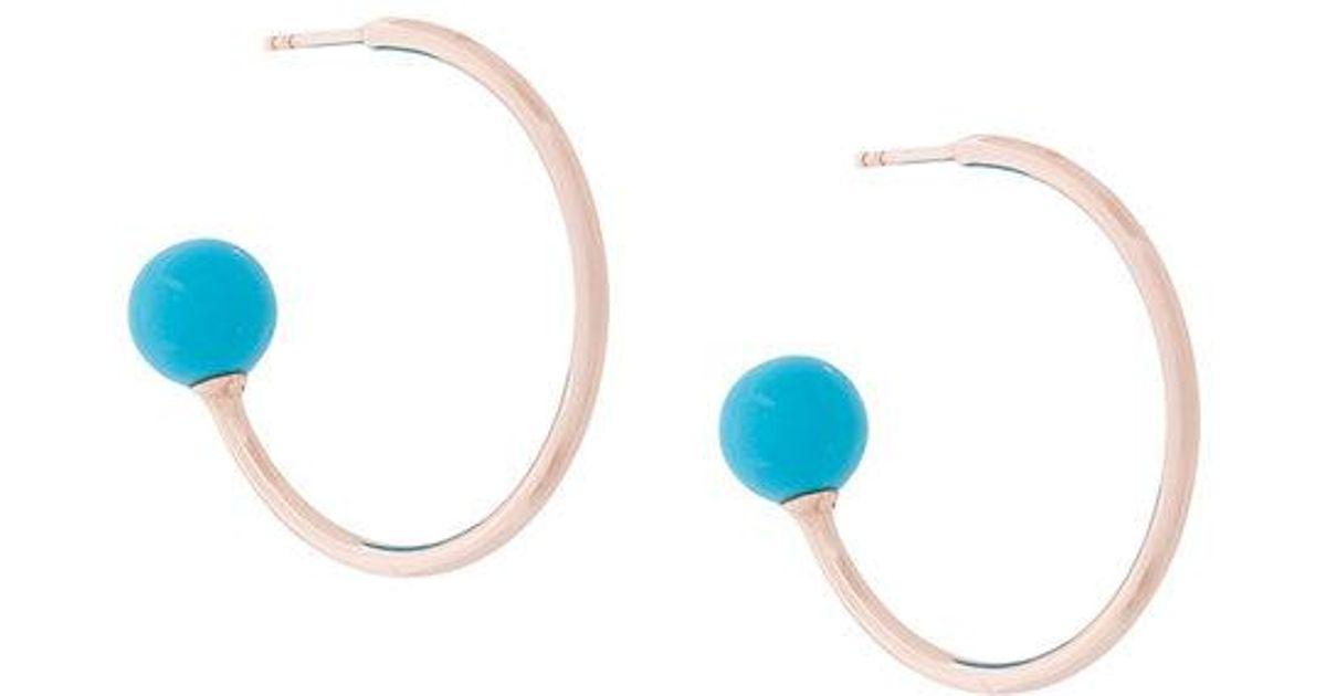 Ezra Hoops earrings - Metallic Astley Clarke Latest For Sale Browse Online Cheap Sale UaLCw2o