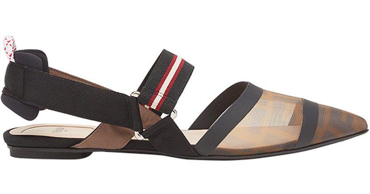 Fendi Colibri sandals XImvB