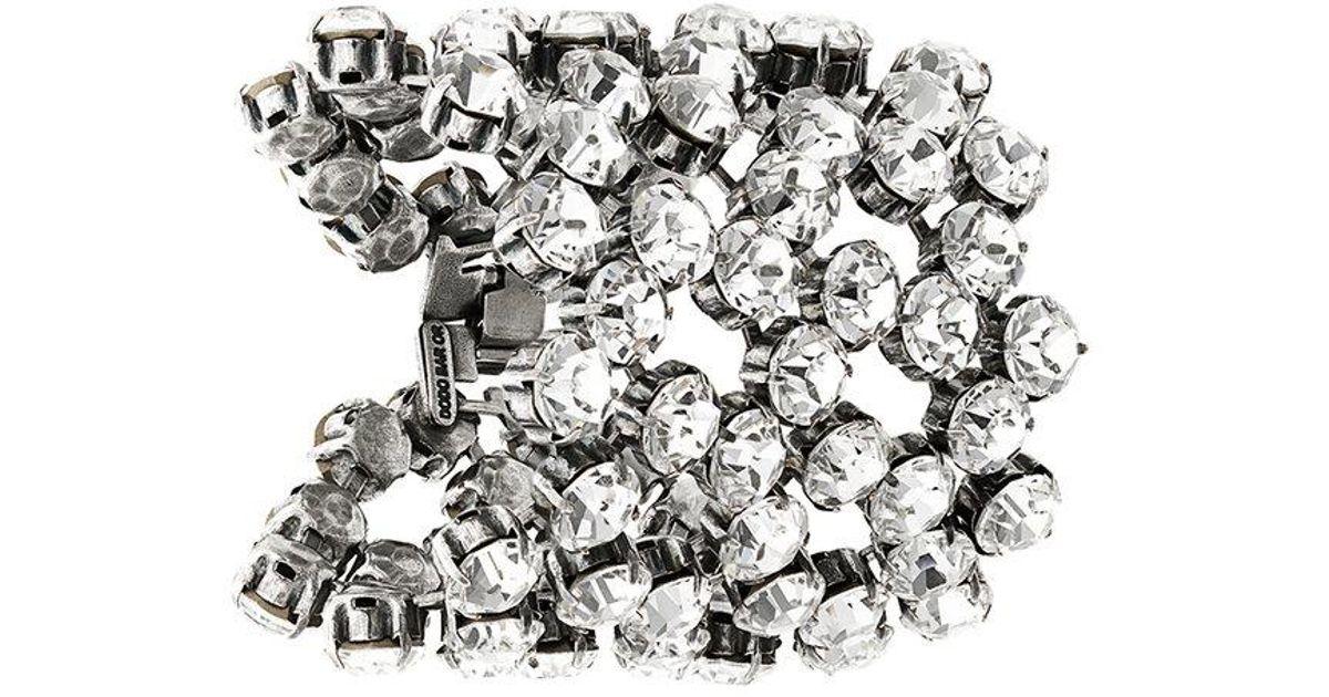 Dodo Bar Or Andrea bracelet - Metallic q6GAG