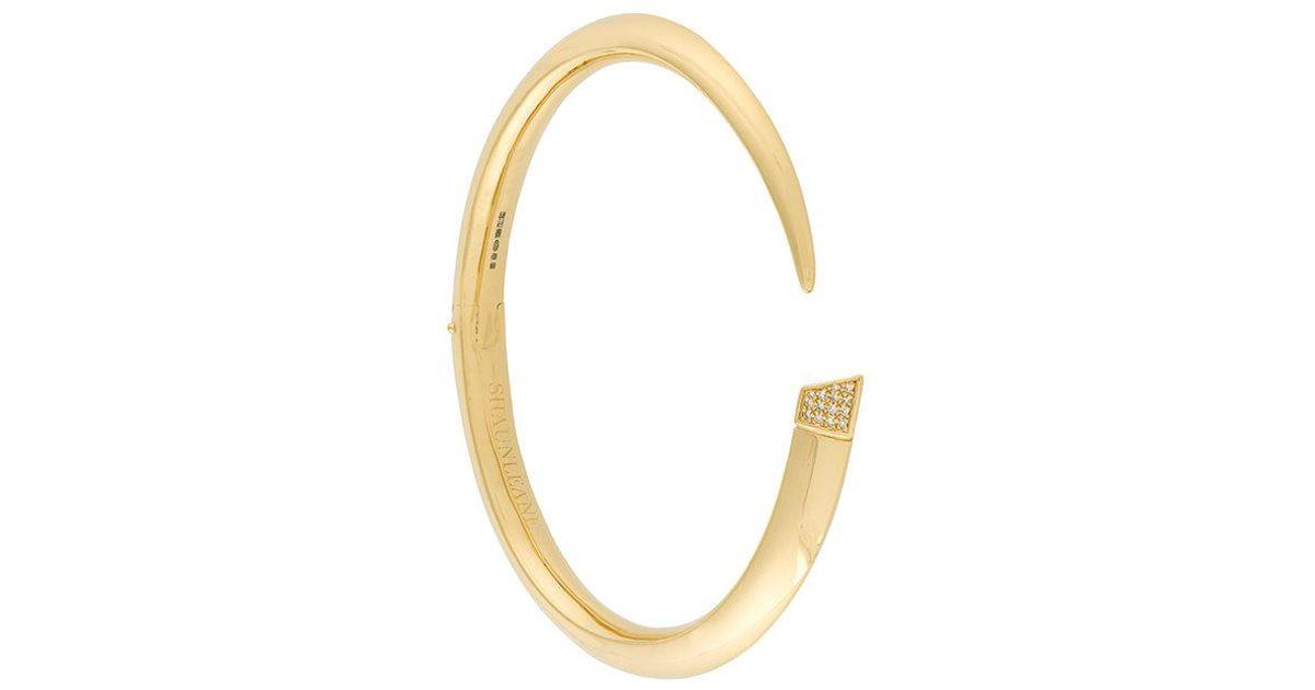 Shaun Leane Signature Tusk bracelet - Metallic PpQD3ybe5g