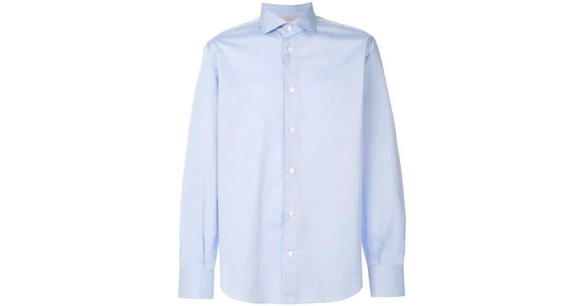 lisa Camisa eleventy lisa Camisa eleventy blanco blanco nwgxz7qcaS