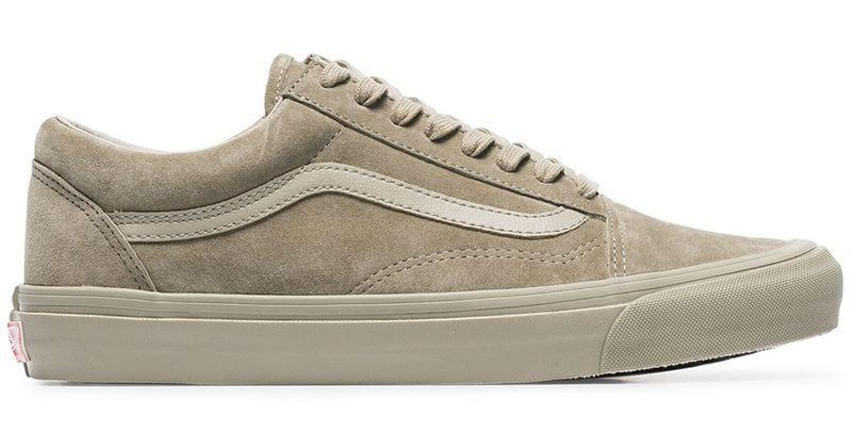 Top Vans Low Vault Lyst Suede 4 Men For Sneakers Save Taupe wOIaBq7