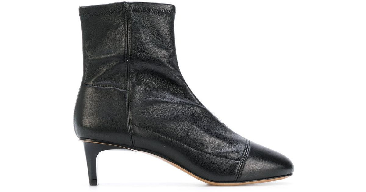 Daevel boots - Blue Isabel Marant Buy Cheap Good Selling QK90Mr