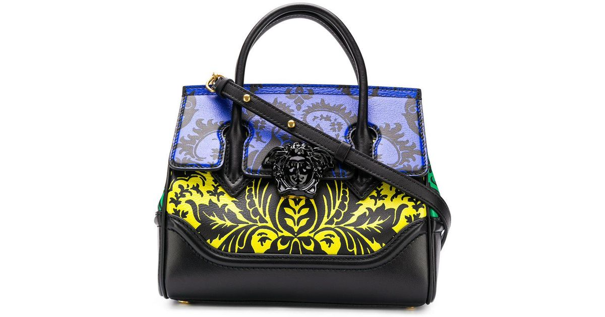 6f5912b1aa Lyst - Versace Palazzo Empire Tote Bag in Black