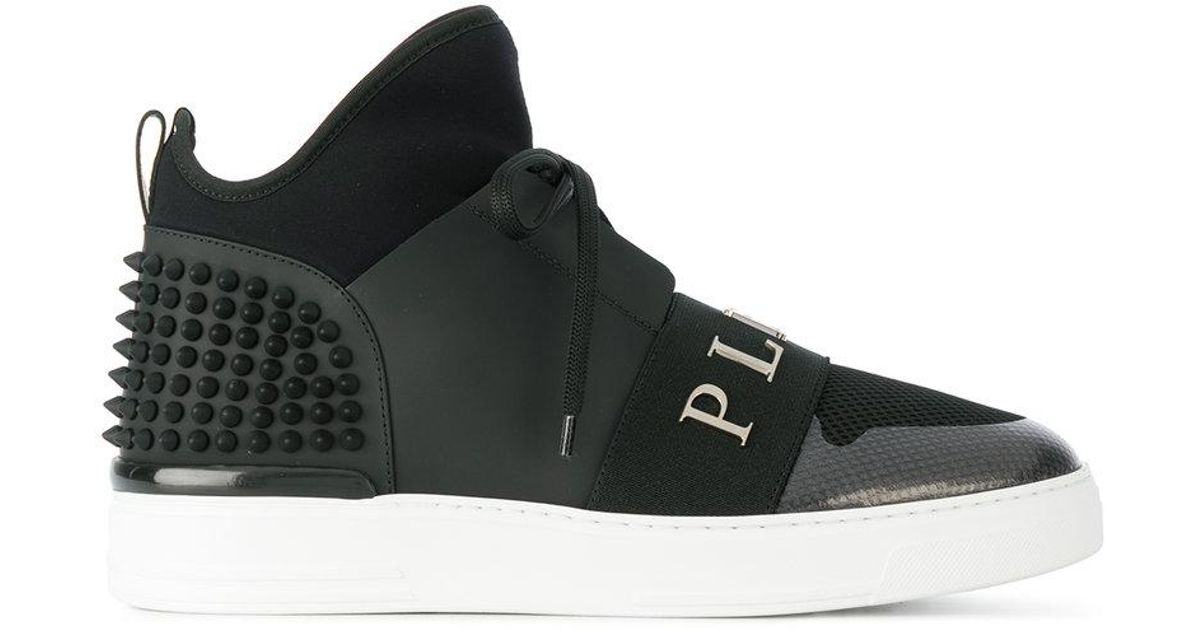 get authentic for sale Philipp Plein Limoques hi tops best prices for sale free shipping official site sale outlet NcwBfUFn9