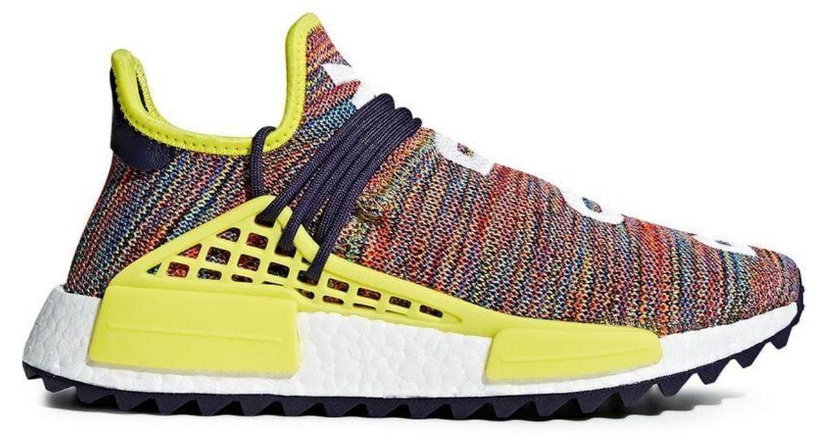 Earth Multicolor For And Nmd Adidas Pharrell Human Race Williams Lyst Body X Men Zapatillas yb76gf