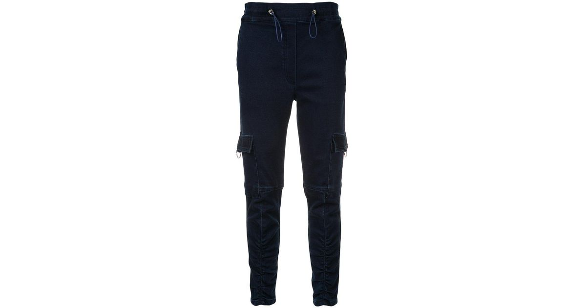 Discounts Cheap Online Counter Action trousers - Blue Manning Cartell Sale Official zis6ShQ