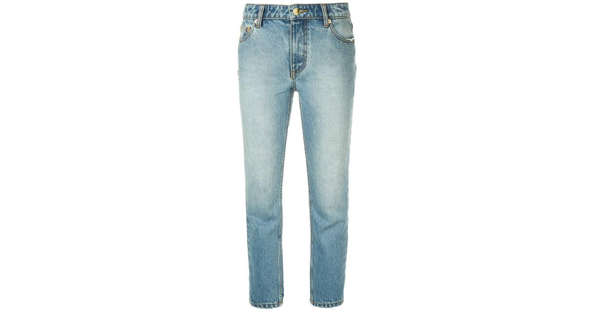 e6610833afa4 Lyst - P.E Nation Colonial Jeans in Blue