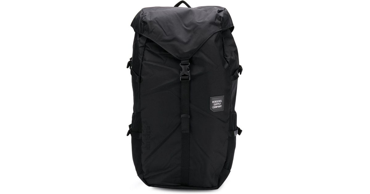 Lyst - Herschel Supply Co. Travel Backpack in Black for Men