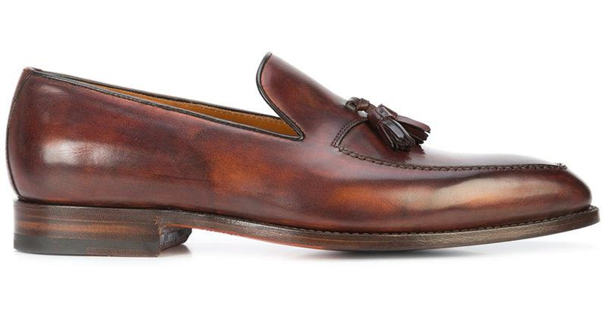67358818014 Lyst - Bontoni Giovanni Loafers in Brown for Men