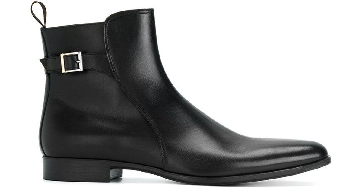 limited edition online wholesale price sale online Santoni buckled ankle boots buy cheap outlet bmbVV