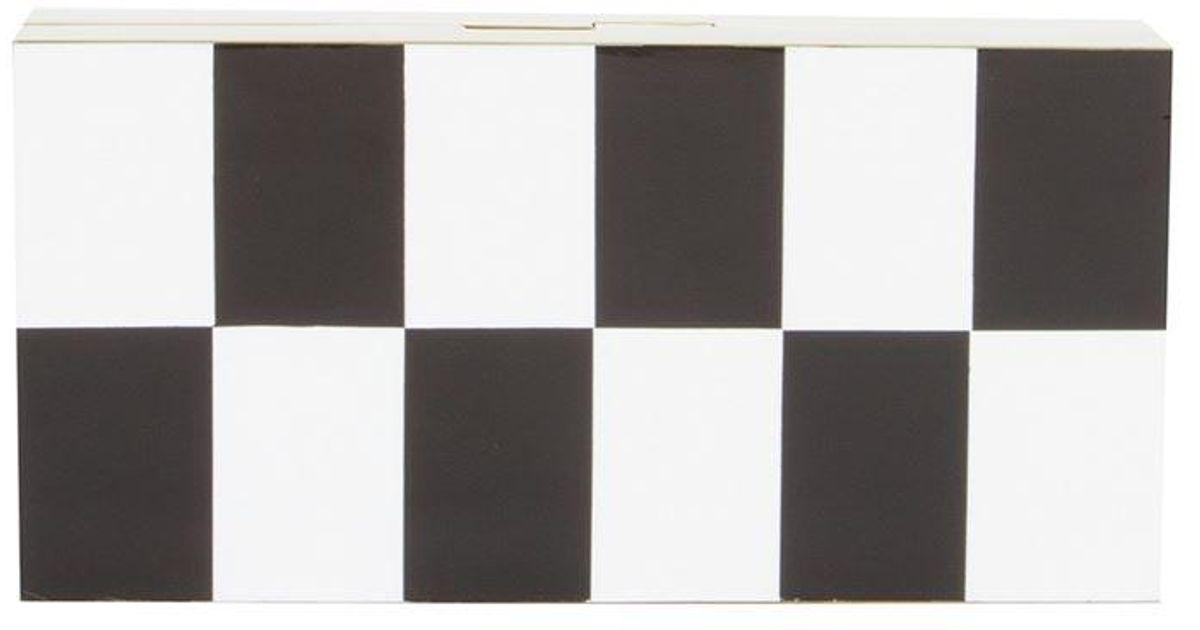 rectangular resin clutch - Black Serpui Pre Order PjPOd9s44