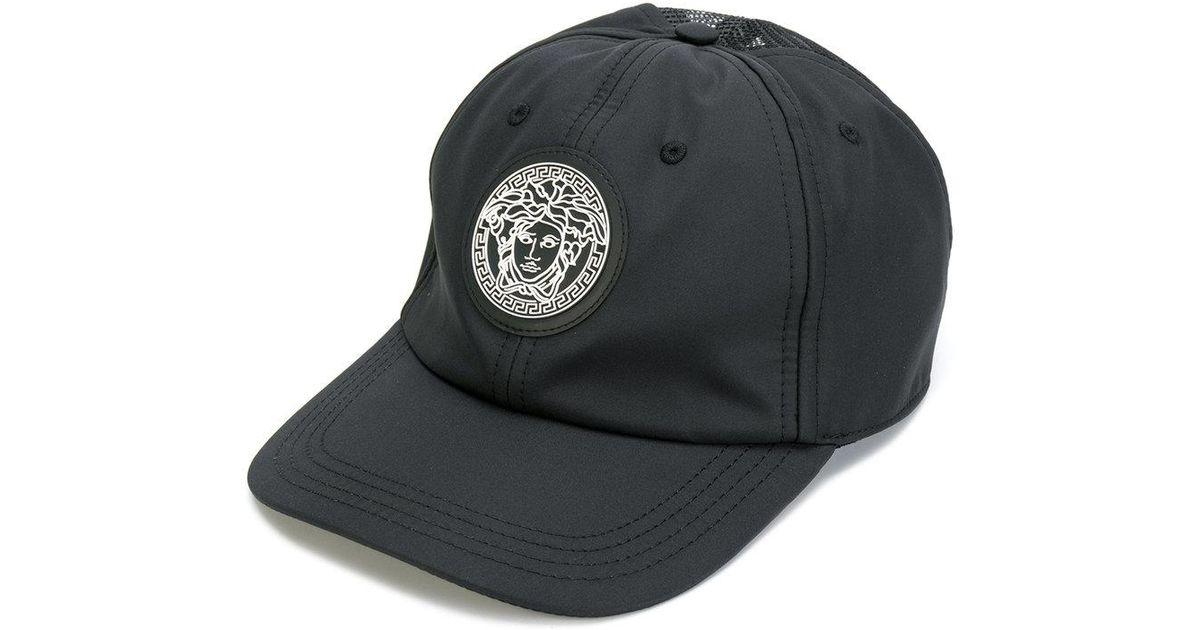 Medusa trucker cap Versace F760CebJAg