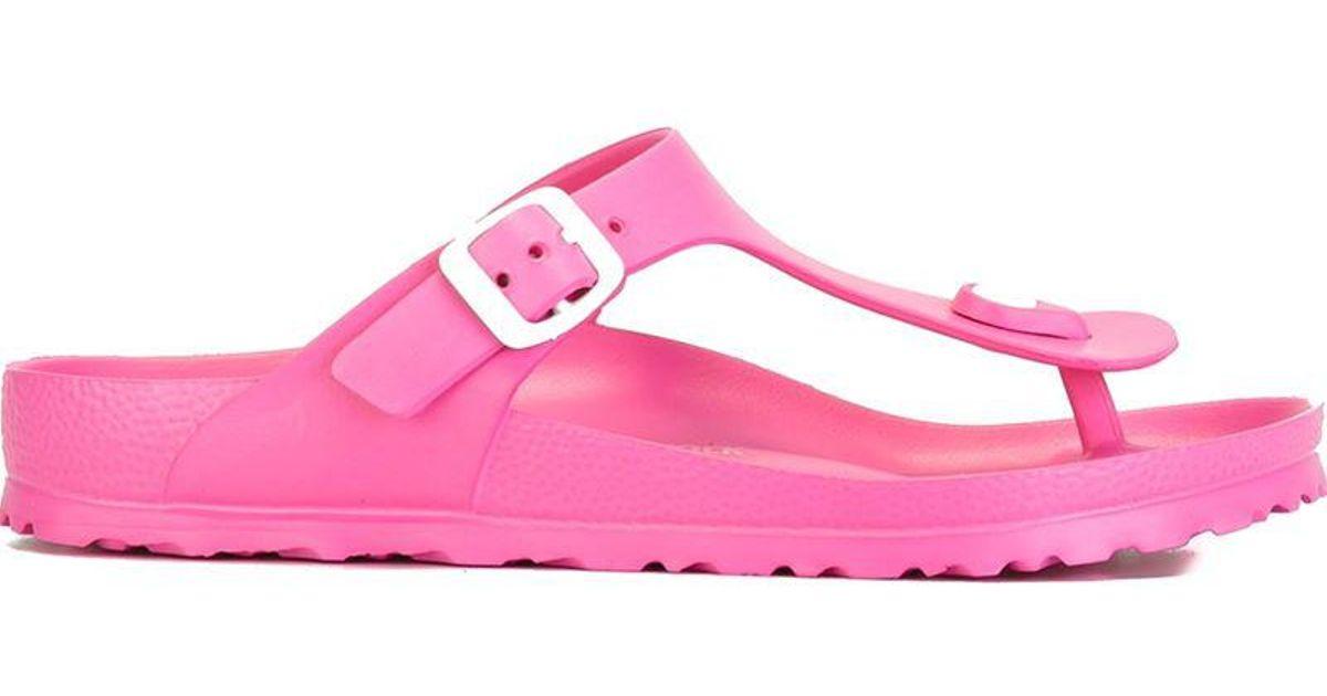 Lyst - Birkenstock Waterproof Summer Flip Flops In Pink -2826