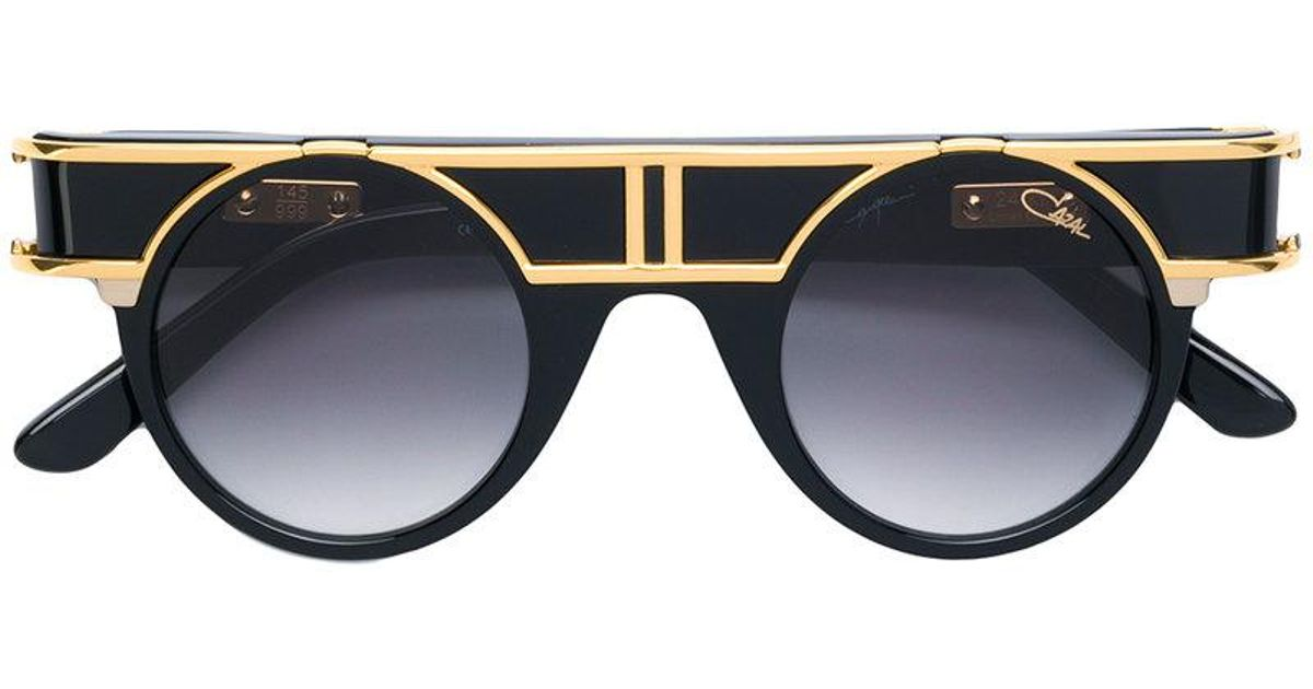 e9be270d65c Cazal Limited Edition Vintage 002 Sunglasses in Black - Lyst