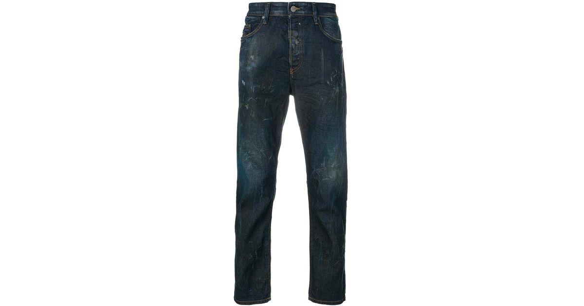 c8cbbace Lyst - DIESEL Jifer 084sw Jeans in Blue for Men