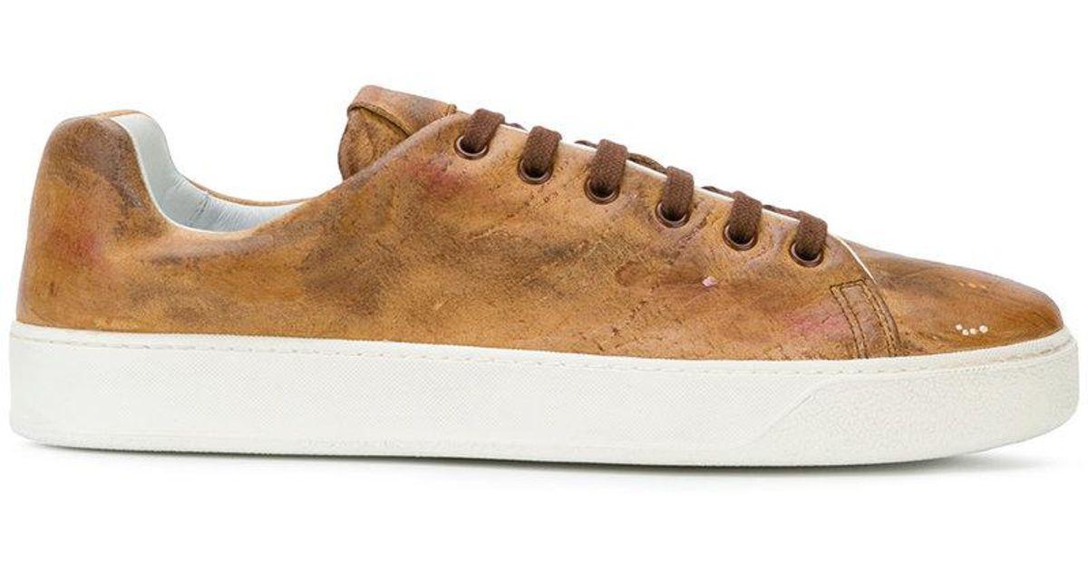 Vibram sneakers - Brown Premiata NoBDI3