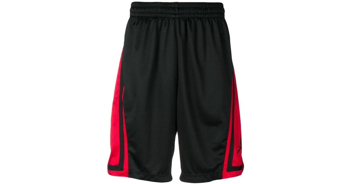 439cf35ec8c0 Lyst - Nike Jordan Dri-fit Shorts in Black for Men