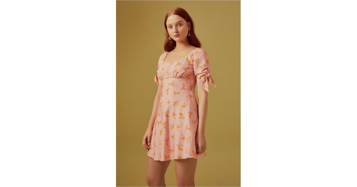 Lyst - Keepsake Allure Mini Dress b80425f69