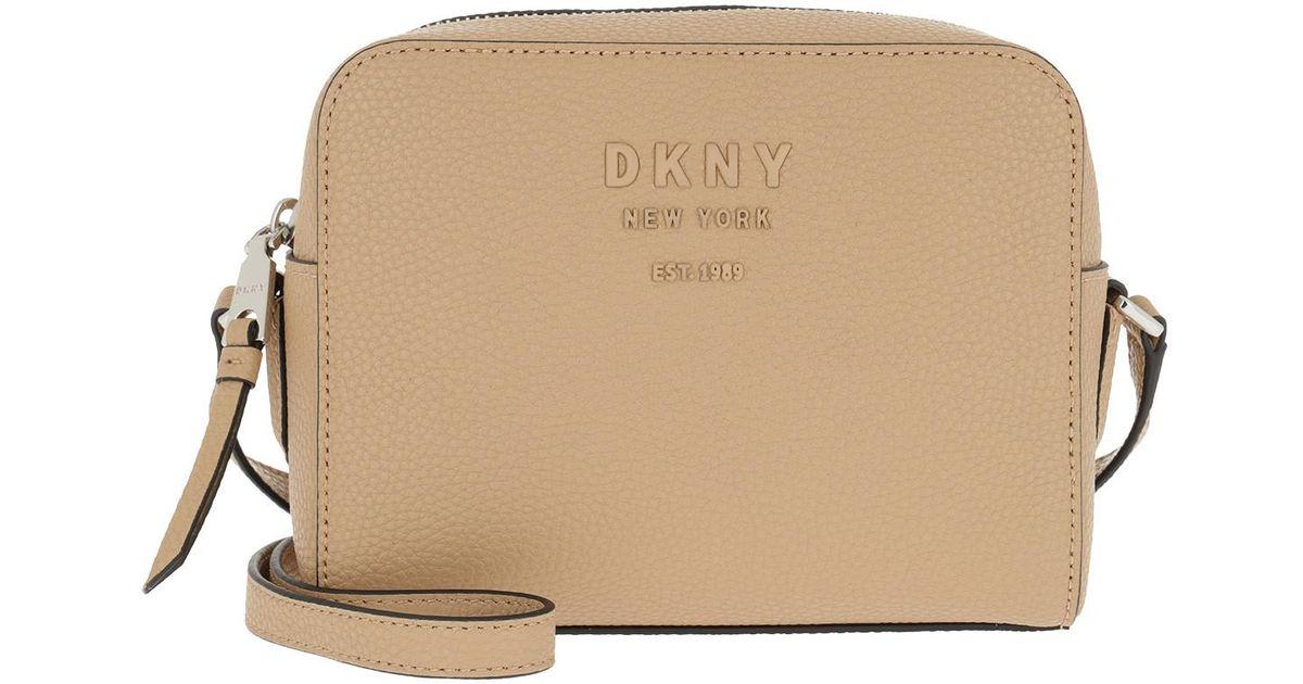 4cf2444eeb1 DKNY Noho Camera Bag Kona Latte in Natural - Save 13% - Lyst