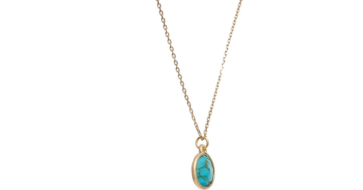 new stone rose blue arrivals buy pendant turquoise halo gold img sapphire with and triangular