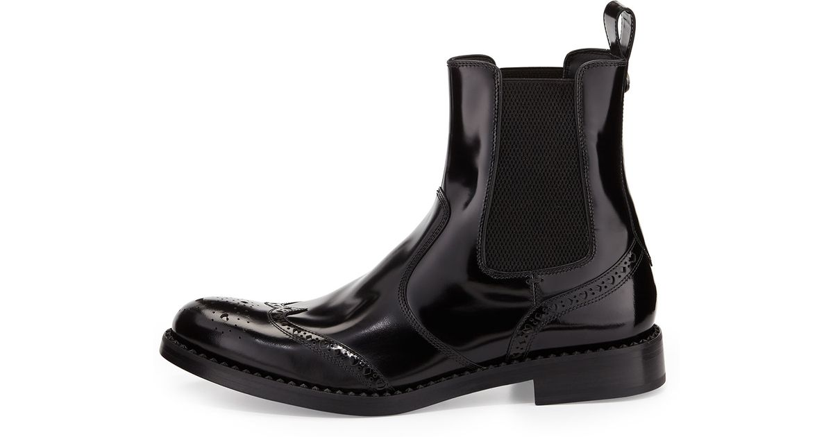 7064016b9ab Lyst - Jimmy Choo Linton Mens Vvc Vintage Calf Boot in Black for Men
