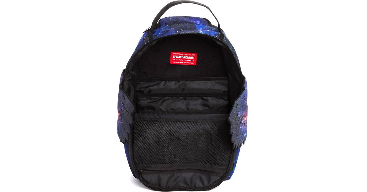 1387a0adf648 Lyst - Sprayground Son Of Odin Backpack in Blue for Men