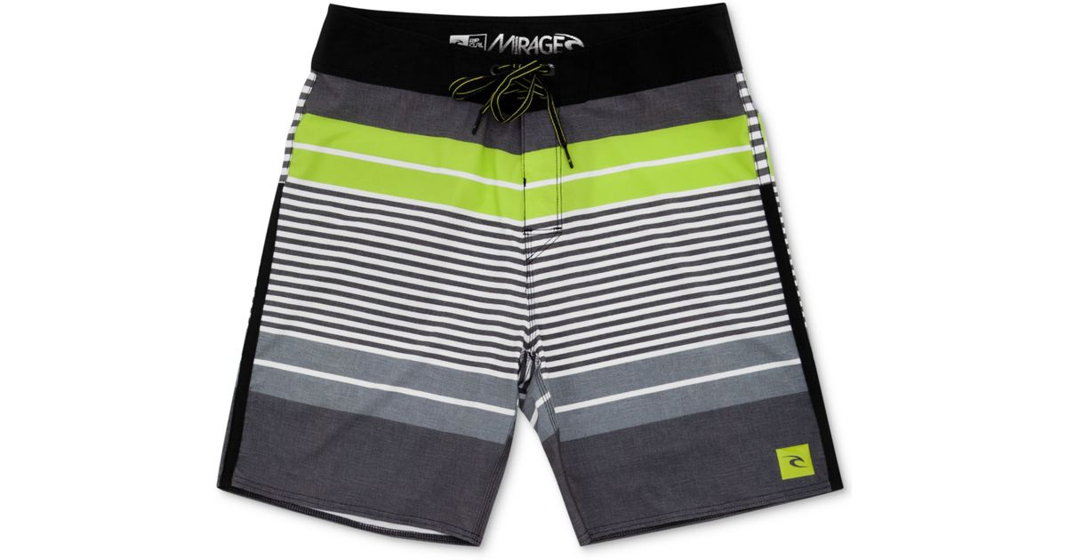 cf91483f2c Rip Curl Mirage Freedom Boardshorts in Gray for Men - Lyst