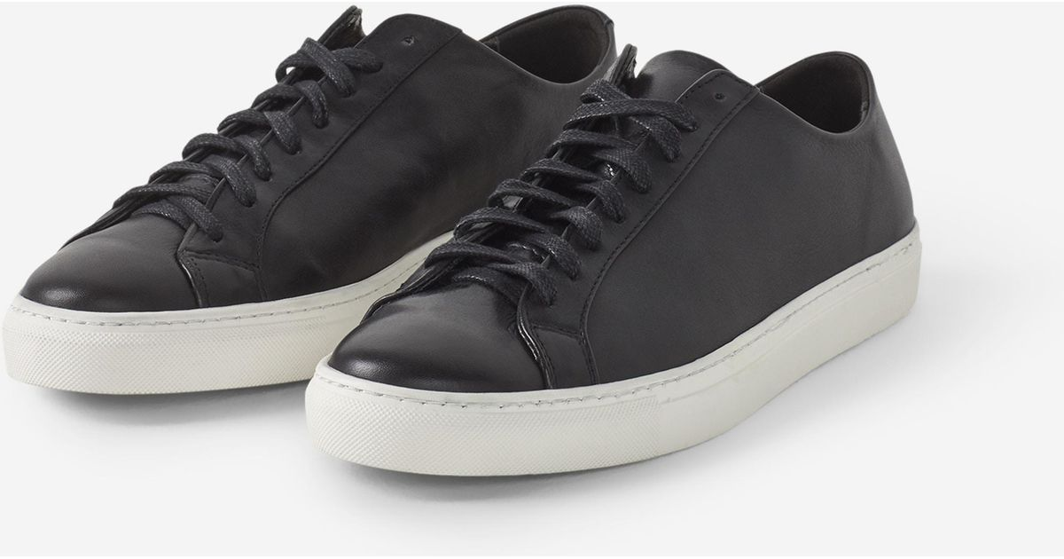 Lyst - Filippa K Morgan Low Sneaker Black in Black for Men 74e0c0969