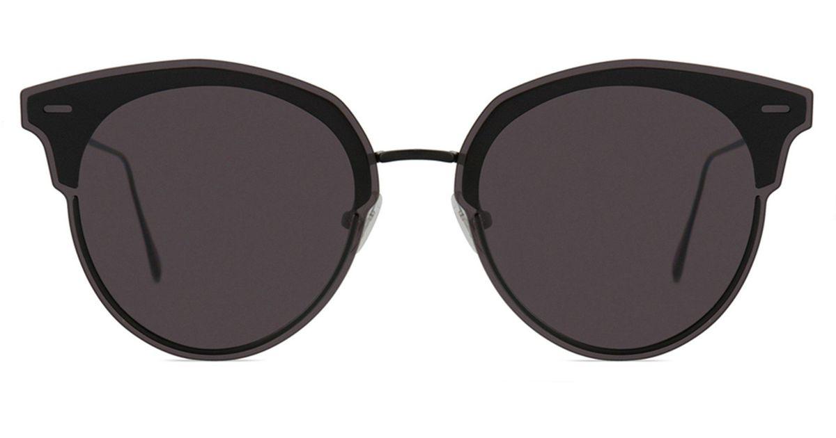 17272ffa02 Lyst - Gentle Monster Tool Sunglasses In Black in Black