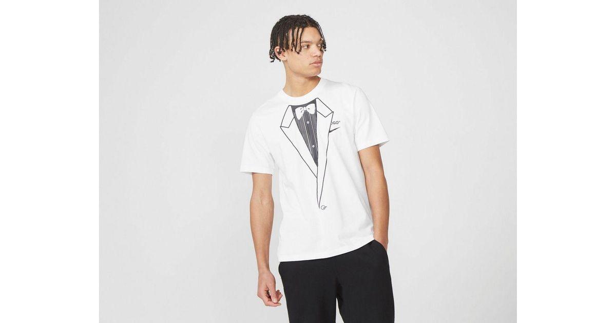 3a2b3f432 Nike X Off-white Nrg A6 T-shirt, White in White for Men - Lyst