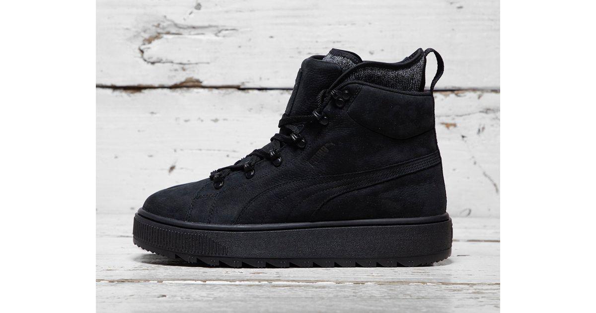 a92c1b32fac8 Lyst - PUMA X Trapstar Ren Boot in Black