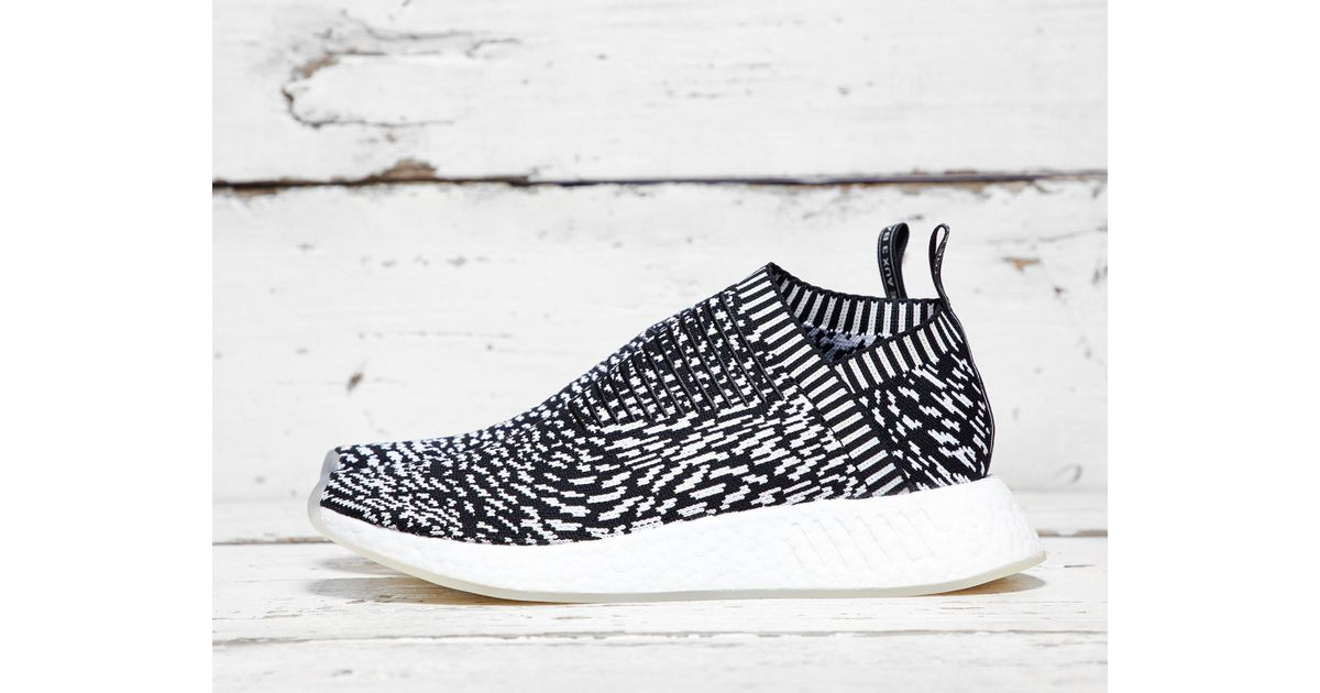 Lyst - adidas Originals Nmd Cs2 Sashiko in White 38844388e