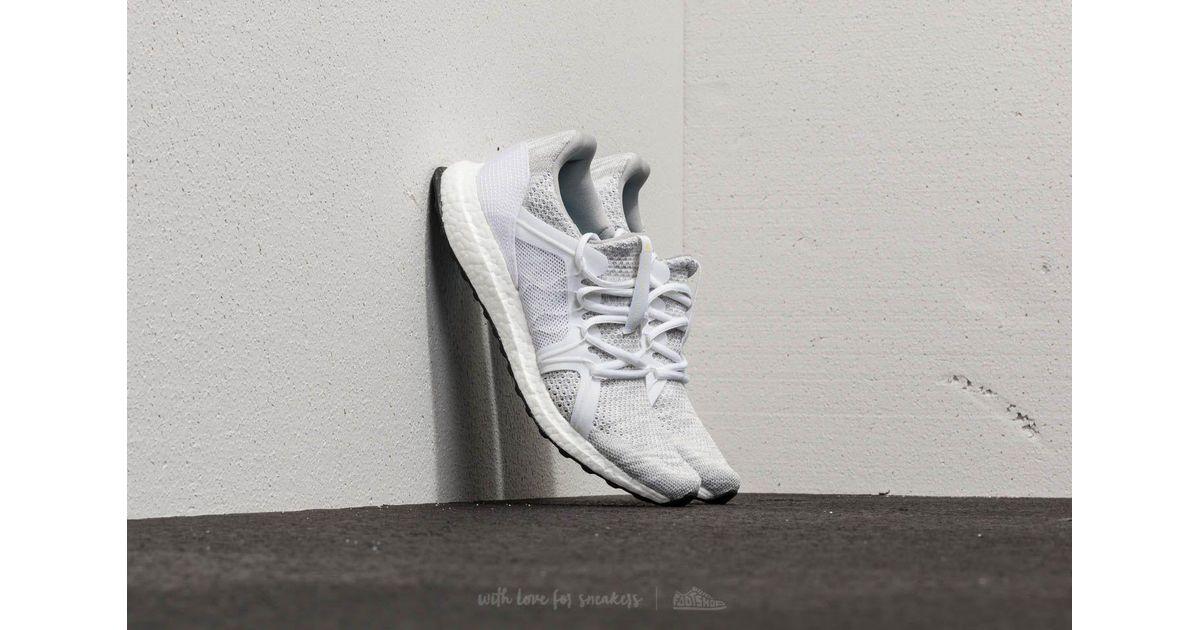 aa531267c Lyst - adidas Originals Adidas X Stella Mccartney Ultraboost Parley Stone   Core White  Mirror Blue in White