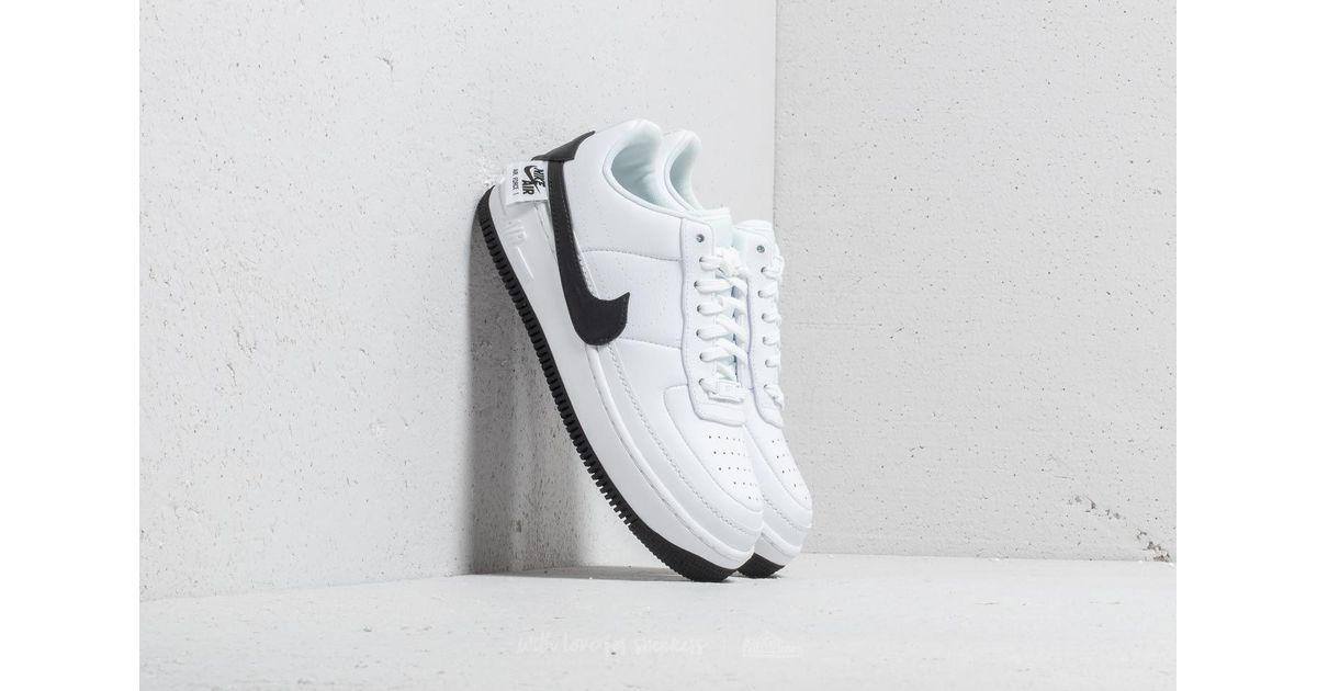 best loved 3792c 65f81 Nike Air Force 1 Jester Xx W White  Black in White - Lyst