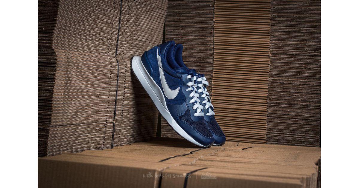 Lyst - Nike Internationalist Lt17 Binary Blue/ Summit White in Blue for Men