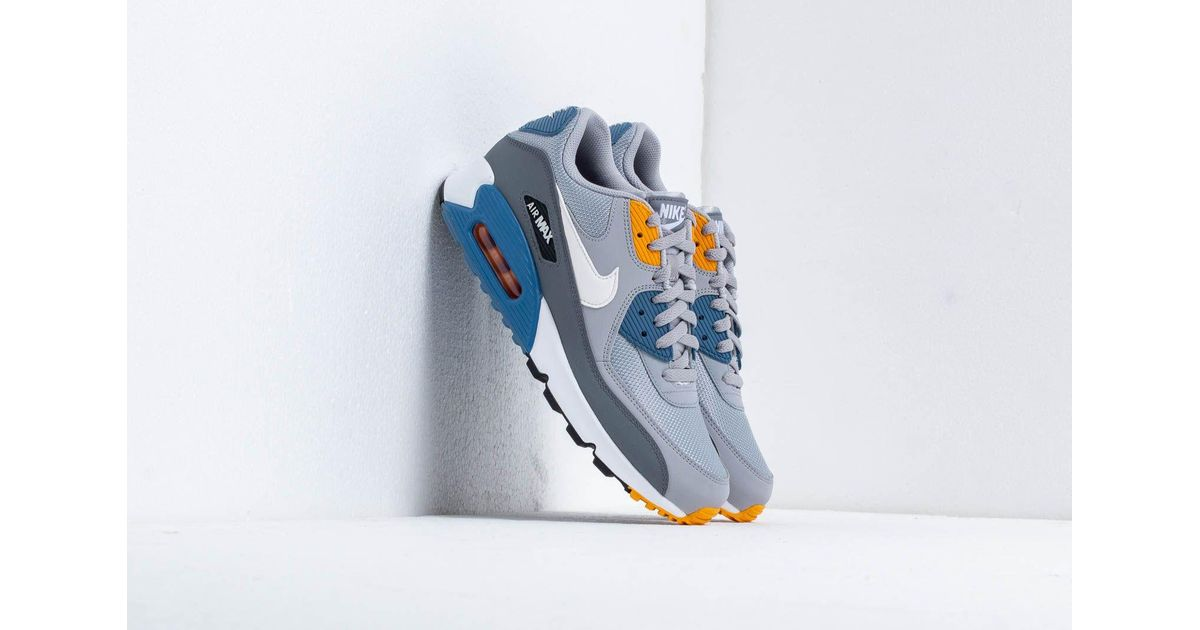 best service d0854 2db9d Lyst - Nike Air Max 90 Essential Wolf Grey White-indigo Storm in Gray for  Men - Save 29%